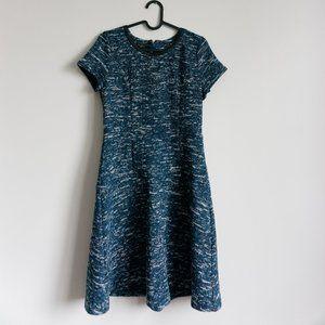 TALBOTS Short Sleeve Dress